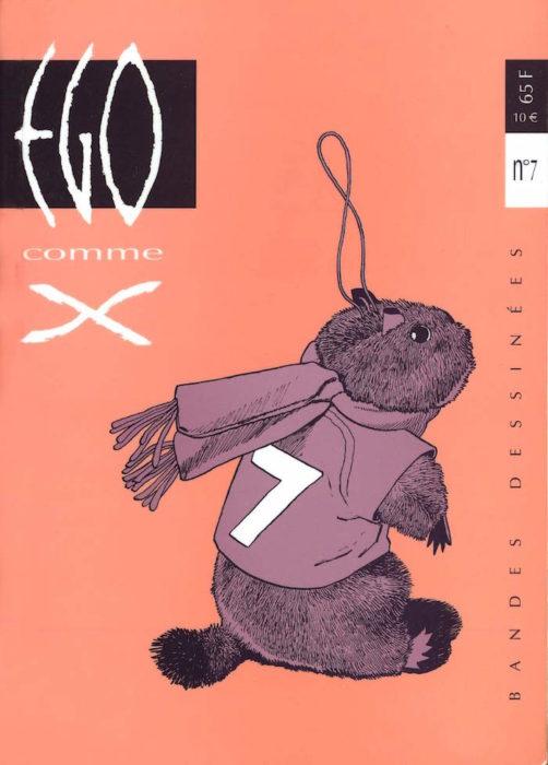 Catalogue de BD Ego comme X