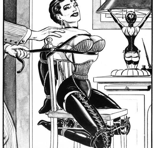 Bande-dessinée BDSM : le meilleur de la BD bondage et sadomasochiste