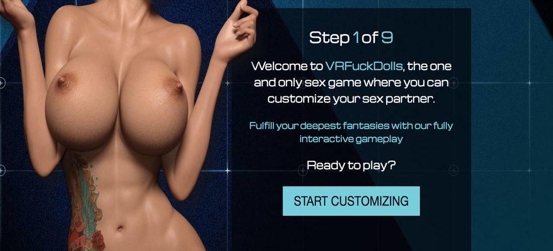 Avis VR Fuckdolls : test du jeu porno en réalité virtuelle. Notre verdict !