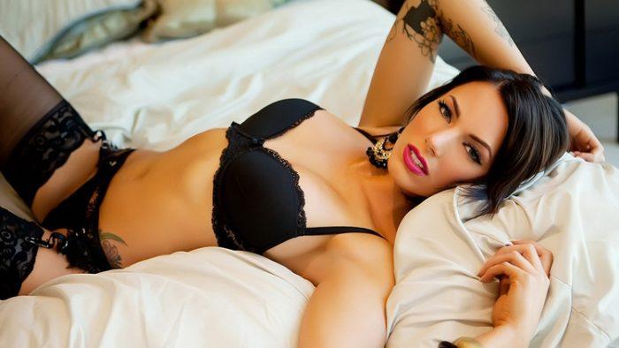L'actrice porno la plus belle 2020