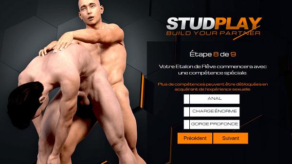 Stud Game : notre avis sur ce très bon jeu gay